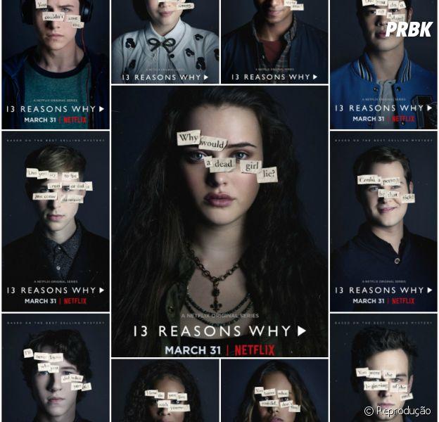 """""""13 Reasons Why"""", um dos maiores sucessos da Netflix, ganha teaser de sua segunda temporada"""