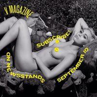 """Miley Cyrus posa pelada em novo ensaio para a """"V Magazine""""!"""