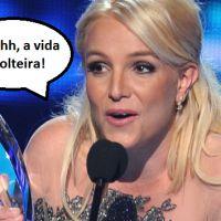 Britney Spears anuncia solteirice no Twitter! #WeLoveNeide