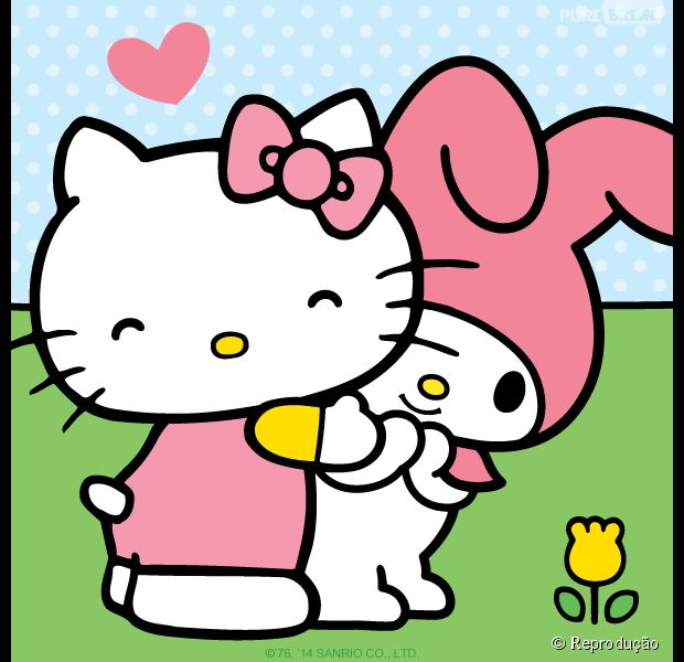 Hello Kitty foi alvo de indignação, depois de representantes afirmarem que personagem não era uma gata!