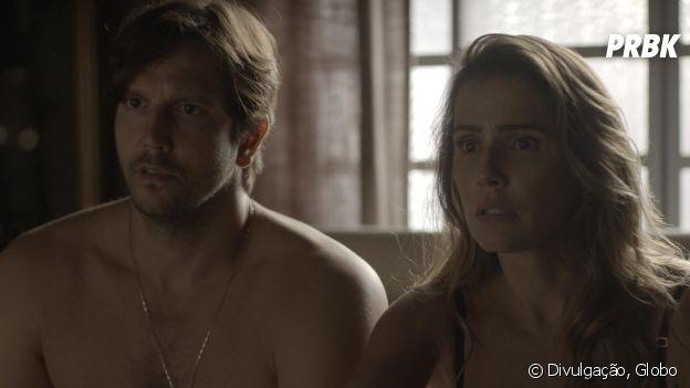 """Em """"Segundo Sol"""", Remy (Vladimir Brichta) e Karola (Deborah Secco) serão amantes"""