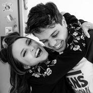 Larissa Manoela e Leo Cidade comemoram 5 meses de namoro e trocam declarações!
