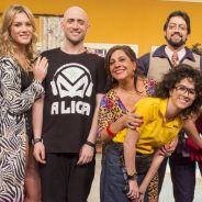 """Na estreia do """"Vai Que Cola"""": Paulo Gustavo, Tatá Werneck e mais ao vivo!"""