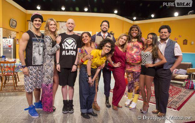 "O ""Vai Que Cola"" estreia sua segunda temporada ao vivo nesta segunda-feira (01)!"
