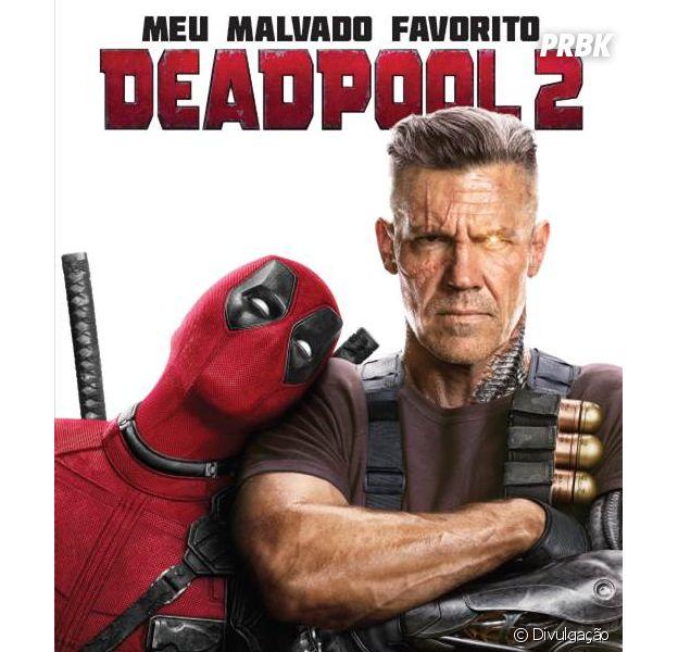"""""""Deadpool 2"""" está mais zoeiro, mais pelado e com muitos personagens novos!"""