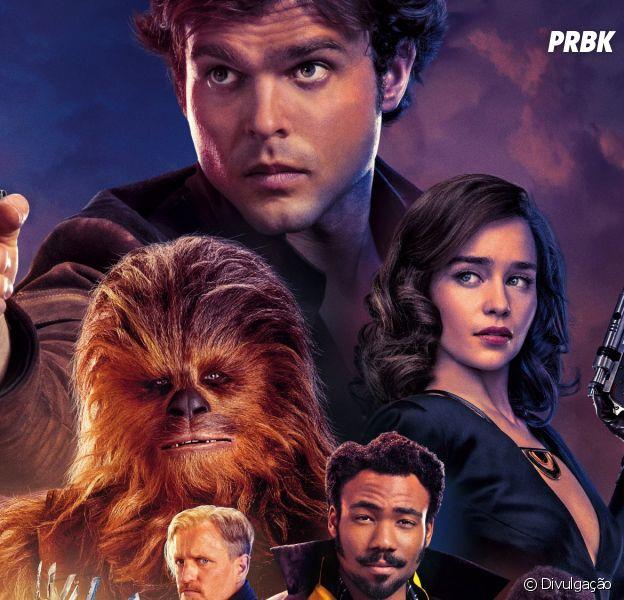 """Filme """"Han Solo: Uma História Star Wars"""" é um prato cheio para os fãs clássicos da saga"""