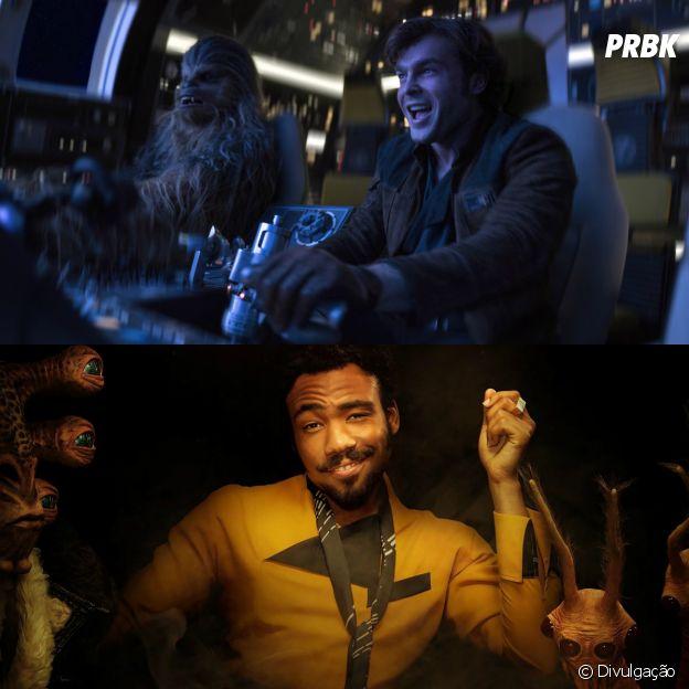"""""""Han Solo - Uma História Star Wars"""""""