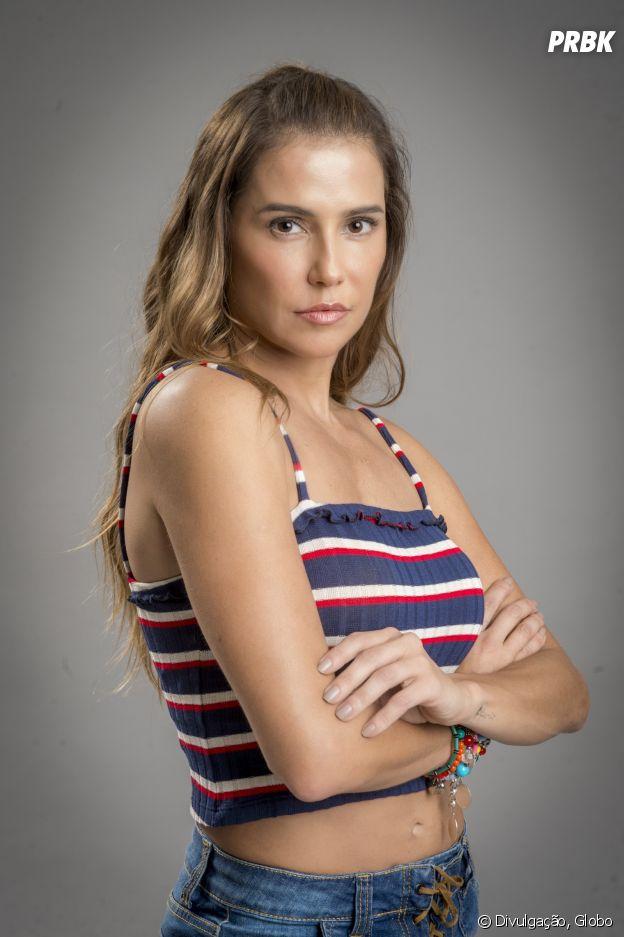 "Em ""Segundo Sol"", Karola (Deborah Secco) cria filho de Luzia (Giovanna Antonelli) como se fosse dela"
