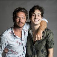 """Novela """"Segundo Sol"""": Beto revela sua verdadeira identidade para o filho!"""