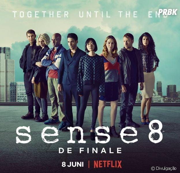 """De """"Sense8"""": último episódio estreia nesta sexta-feira (8) e termina com sentimento de dever cumprido!"""