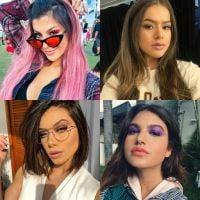 Larissa Manoela, Flavia Pavanelli, Maisa Silva e as makes de famosas que combinam com seu signo