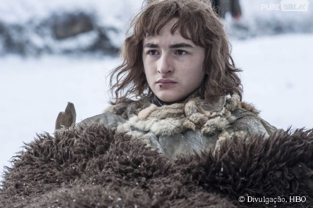 "Bran (Isaac Hempstead-Wright) não retorna para o novo ano de ""Game of Thrones"""