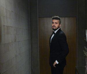 """Luan Santana divulga """"MC Lençol e DJ Travesseiro"""""""