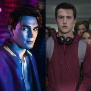 """""""Riverdale"""" ou """"13 Reasons Why"""": qual é a sua série preferida? Vote!"""