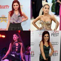 Ariana Grande e seu estilo: confira a evolução da cantora desde o início da sua carreira!