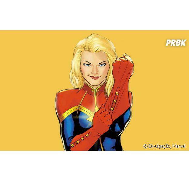 """Filme """"Capitã Marvel"""" será o primeiro a ter trilha sonora composta por uma mulher!"""