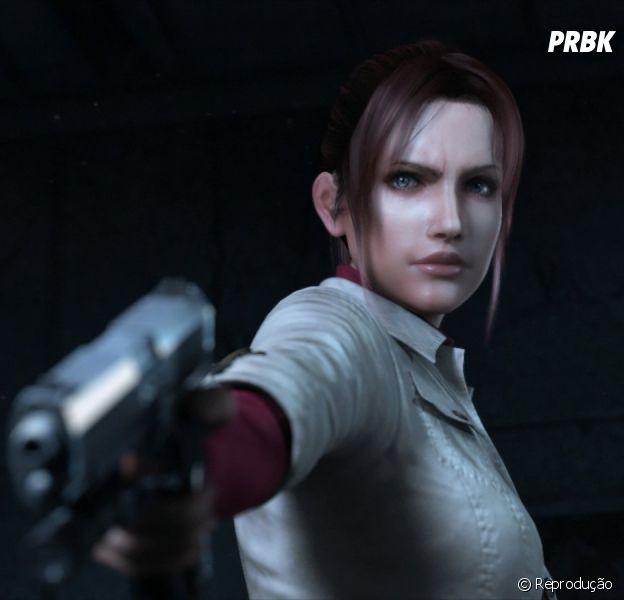 """A ruivinha Claire vai estar em """"Resident Evil: Revelations 2"""""""