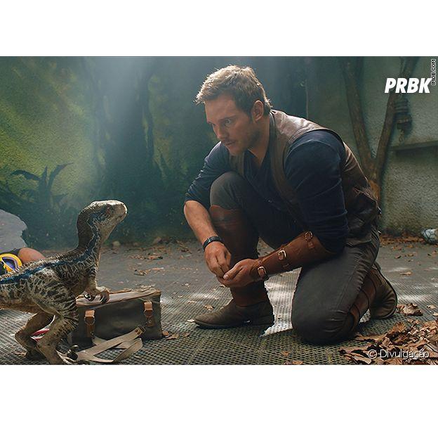 """Filme """"Jurassic World: Reino Ameaçado"""" arrecada milhões na estreia"""
