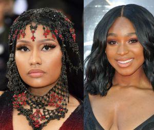 Normani Kordei e Nicki Minaj podem fazer parceria, pelo menos a ex-Fifth Harmony está super disposta