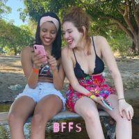 """Ana Clara e Gleici, do """"BBB18"""", postam vídeo dançando """"Sua Cara"""" e ironizam boatos de briga"""