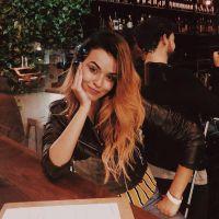 """Talita Younan, ex-""""Malhação"""", aparece caracterizada como a Vera Lúcia de """"O Tempo Não Para"""""""