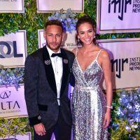 """Bruna Marquezine nega mudança para Paris ao lado de Neymar. """"A gente ainda não tem pensado nisso"""""""