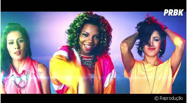 """Ludmilla dança e canta no divertido clipe da música """"Hoje"""""""