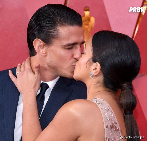 "Estrela de ""Jane The Virgin"", Gina Rodriguez está noiva de Joe LoCicero"