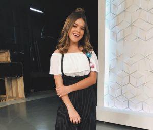 SBT vê com bons olhos novo programa de Maisa Silva