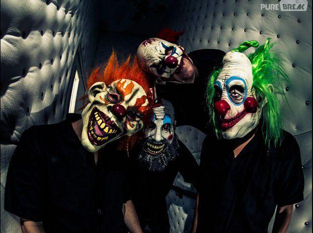 """Grupo """"A Liga"""" se inspira no """"Le Masque"""" para compor seus personagens mascarados"""
