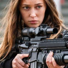 """De """"Fear The Walking Dead"""": Alycia Debnam-Carey fala sobre a falta de par romântico de Alicia"""