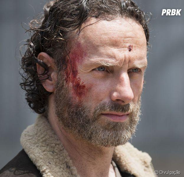 """Em """"The Walking Dead"""", saída de Andrew Lincoln trará mudanças à 9ª temporada"""