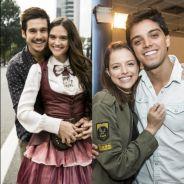 Nicolas Prattes e Juliana Paiva ou Rodrigo Simas e Agatha Moreira: qual casal é o seu preferido?