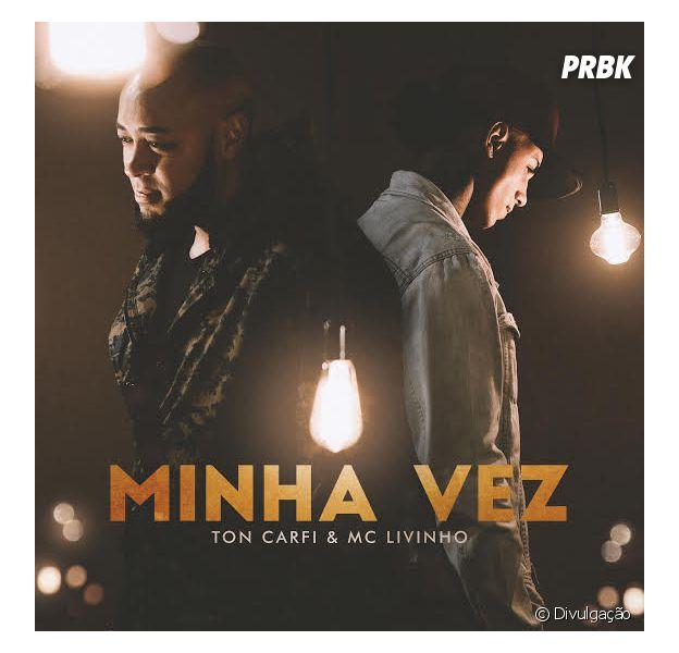 Livinho lança música Gospel em parceria com Ton Carfi e bate recorde de visualização!