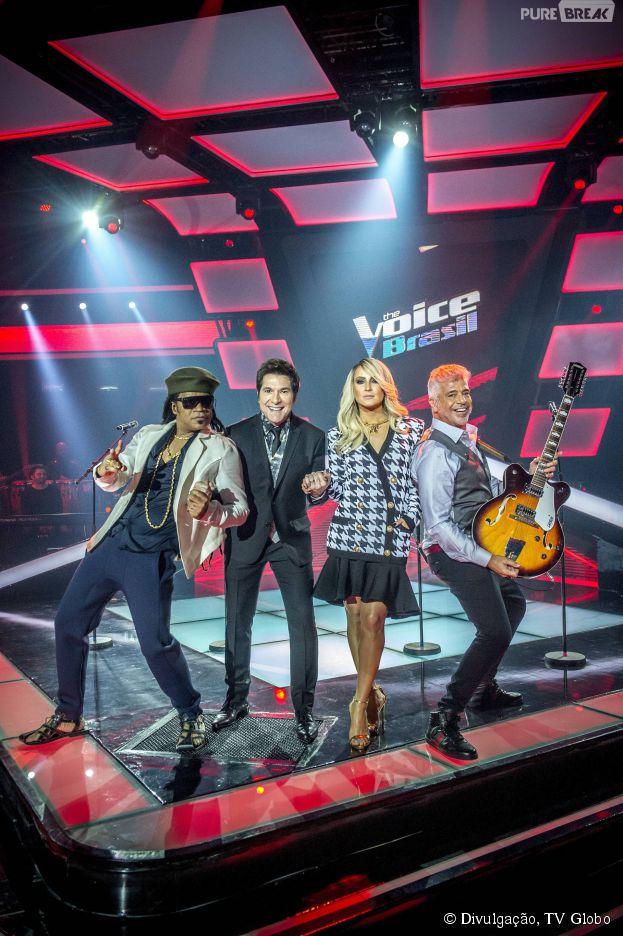 "Reality ""The Voice Brasil"", da Globo, estreia 3ª temporada nesta quinta-feira (18)"