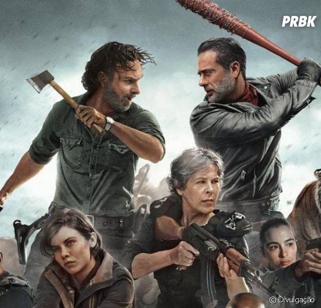 """Em """"The Walking Dead"""", 9ª temporada terá uma surpresa a cada episódio"""