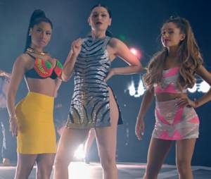 """Versão de """"Bang Bang"""" somente com Jessie J e Ariana Grande"""