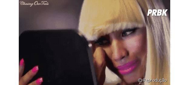 """Nicki Minaj ficou fora da nova versão de """"Bang Bang"""""""