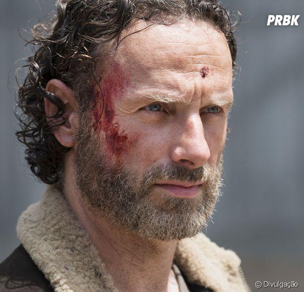 """Em """"The Walking Dead"""", destino de Rick (Andrew Lincoln) pode ter sido apresentado em novo teaser"""