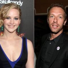Jennifer Lawrence é vista em show do Coldplay e reforça suspeitas de romance