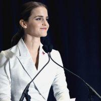 Emma Watson faz discurso emocionado em prol da igualdade de gênero, na ONU