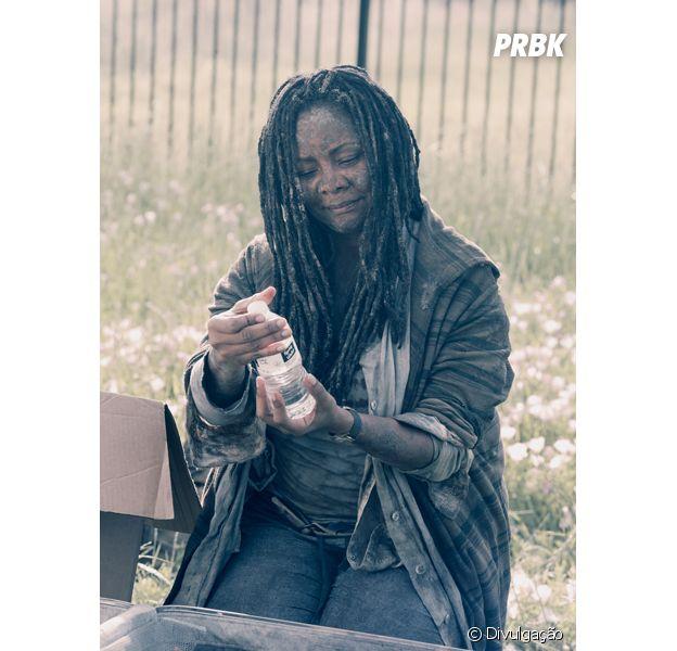 "Em ""Fear The Walking Dead"", vilã misteriosa será relacionada aMorgan (Lennie James)"
