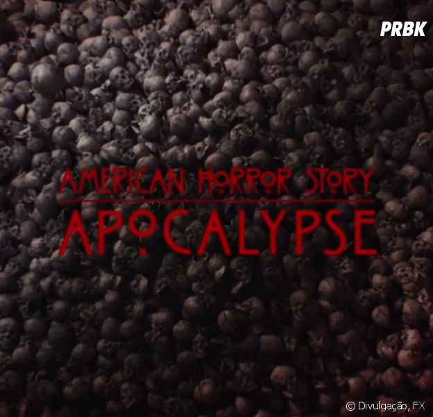 """""""American Horror Story: Apocalypse"""" estreia nesta quarta-feira (12)"""