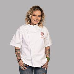 """Simone Bert passa por prova de 5 etapas mas é eliminada no """"Masterchef Profissionais"""""""