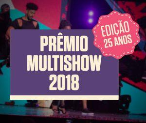 Prêmio Multishow 2018 terá shows de Anitta, Luan Santana, Pabllo Vittar e muitos artistas!
