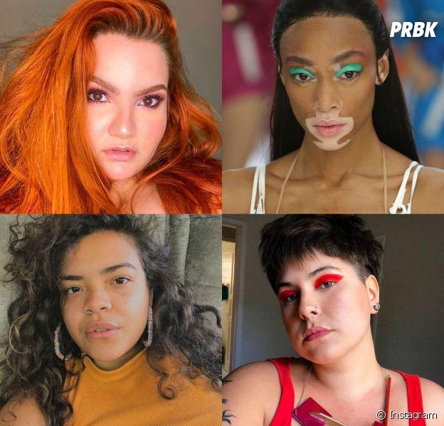 Luiza Junqueira, Isabella Trad, Winnie Harlow e Mônica Marchette são apenas algumas das muitas deusas que você precisa conhecer!