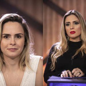 """A treta tá formada e Ana Paula Renault enfrenta Nadja Pessoa na Roça da """"Fazenda"""": vote em quem sai!"""