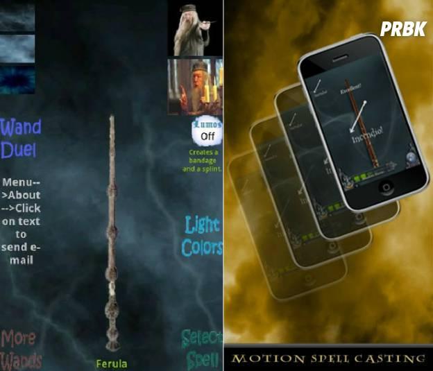 Você já pode começara treinar feitiços de Harry Potter pelo smartphone