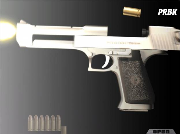 """""""iGun"""" coloca uma coleção de armas de fogo em seu device"""