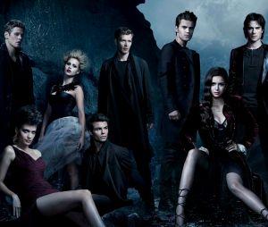 """A série """"The Vampire Diaries"""" terminou em 2017 depois de oito temporadas"""